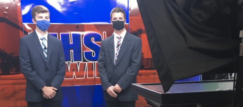MHS Rewind MSD of Martinsville, two student reporters